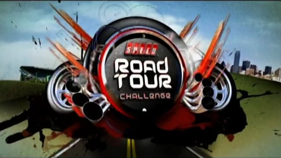THE SPEED ROAD TOUR CHALLENGE