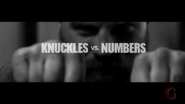 KNUCKLES VS. NUMBERS   GRANTLAND