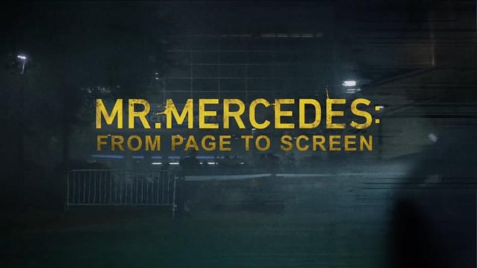 MR. MERCEDES: STEPHEN KING EPK | PEACOCK