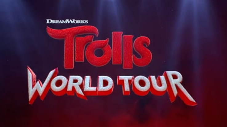 "TROLLS WORLD TOUR - ""JUST SING"""