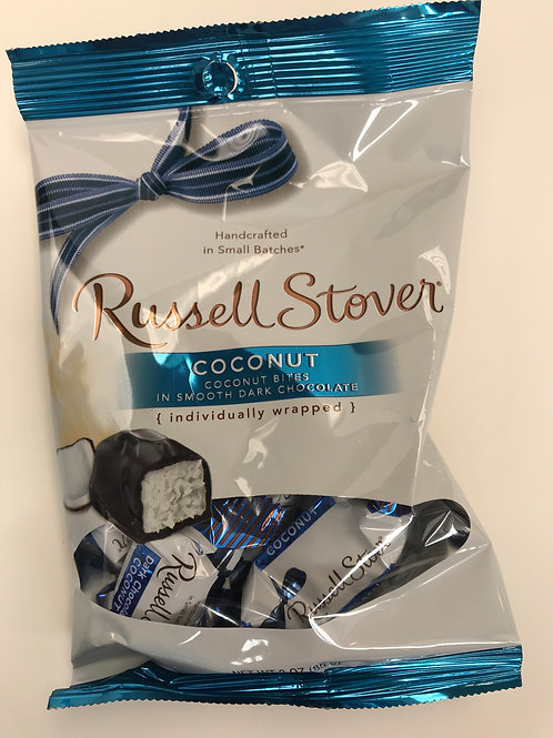 Russell Stover Coconut Chocolate