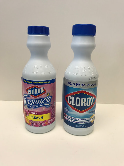 Clorox Bleach 16 Fl. Oz