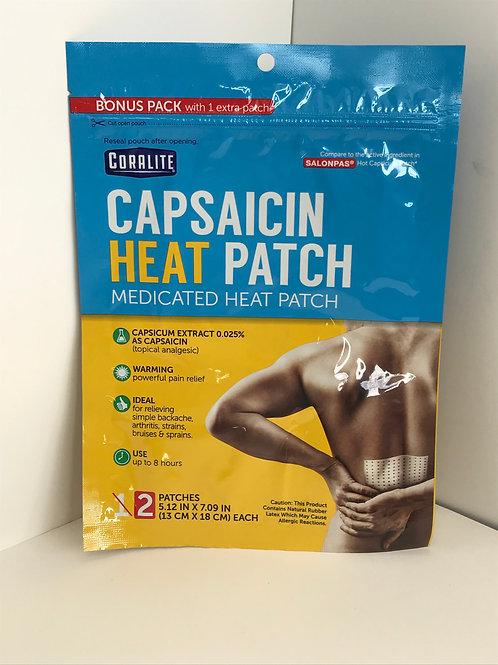 Capsaicin Heat Patch