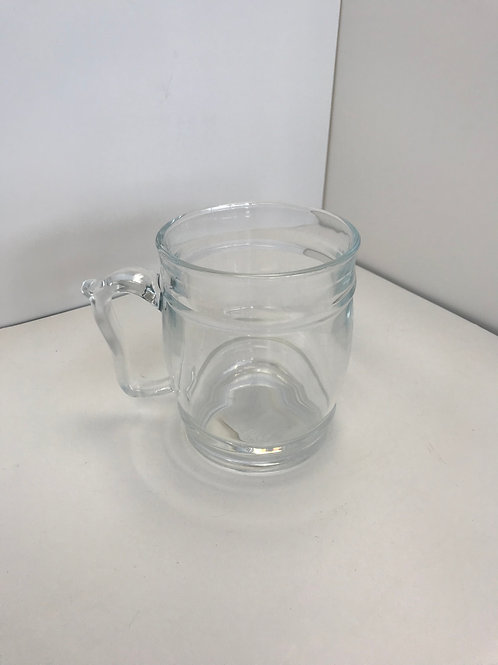 Glass Cup w/ Handle