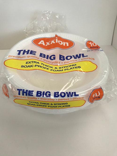 Axxion 10 Foam Big Bowls
