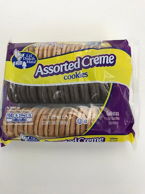 Assorted Creme Cookies