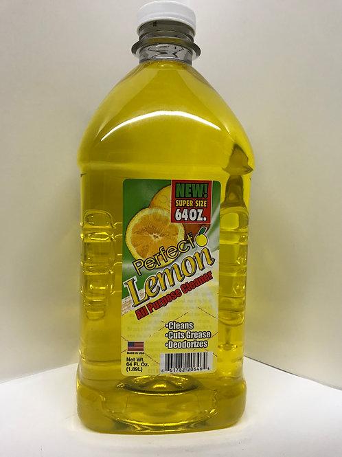 Perfect Lemon All Purpose Cleaner 64 Fl OZ