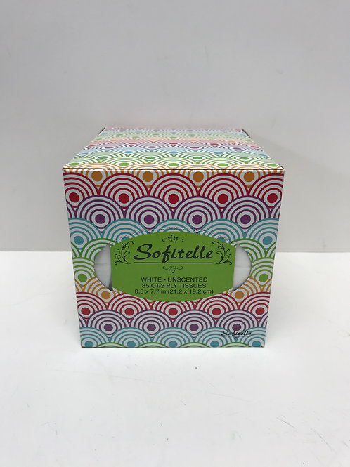 Sofitelle Facial Tissue 85ct