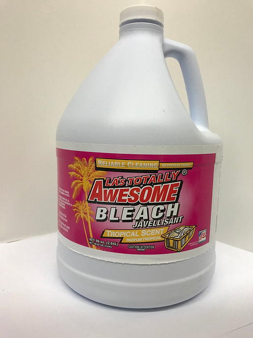 LA Totally Awesome Bleach Tropical Scent 96 OZ