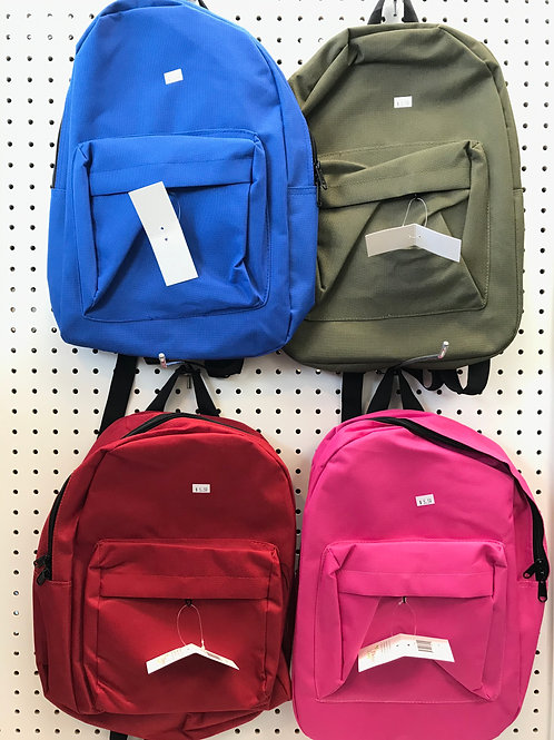 Children Backpacks Assorted Colors