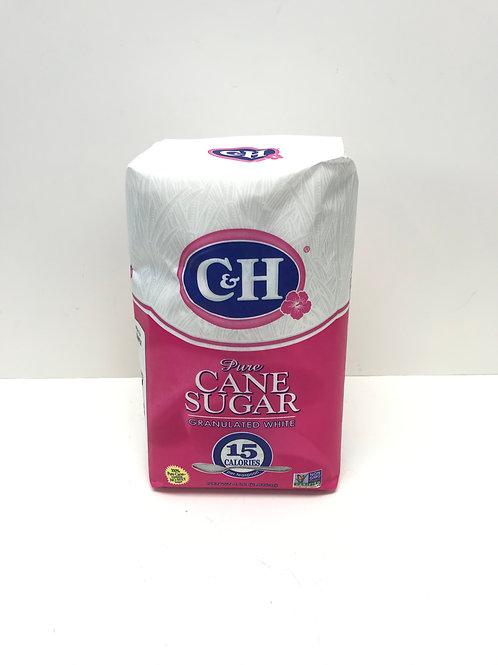 C & H Cane Sugar 4lbs