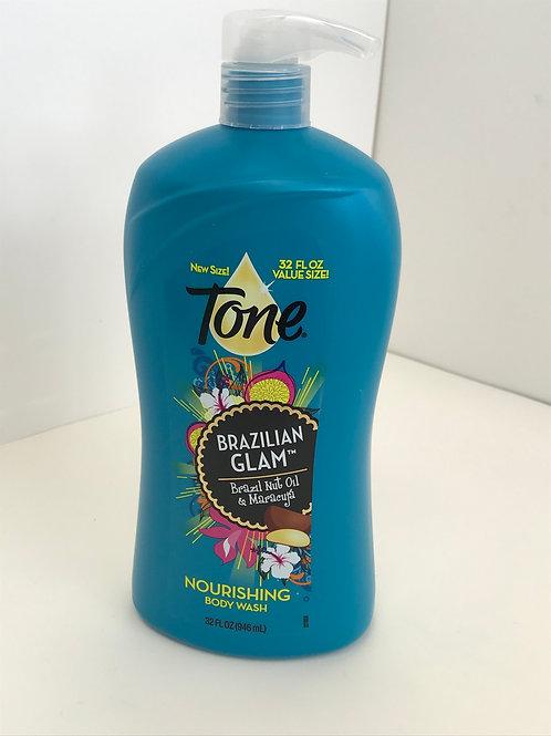 Tone Brazilian Glam Body Wash 32 OZ