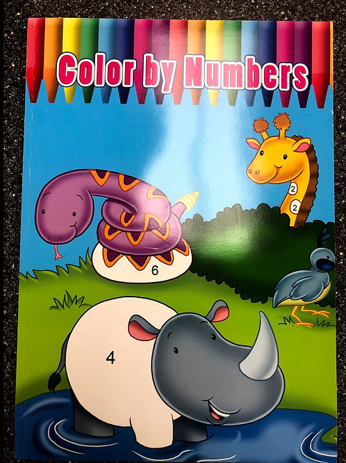Colors by Numbers