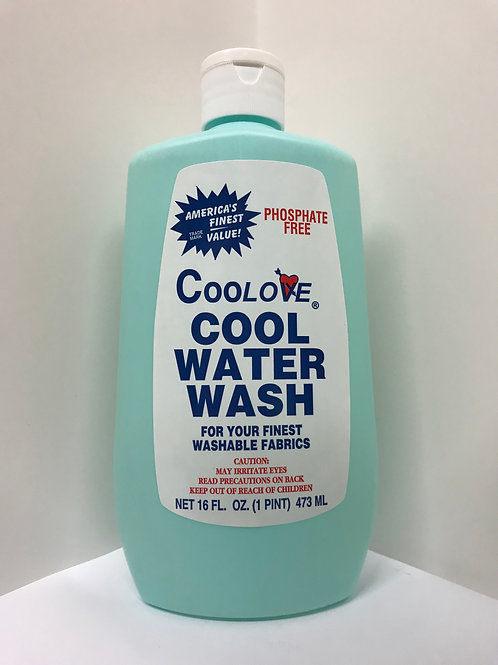CooLove Cool Water Wash 16 OZ