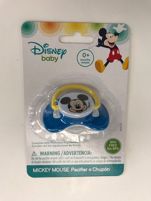Mickey Pacifier