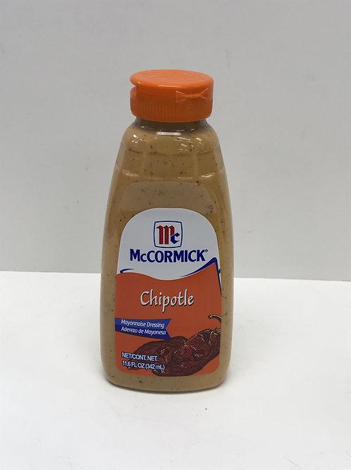 McCormack Mayonnaise Chipotle 11.6oz