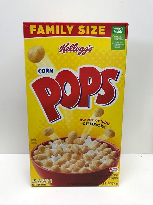 Kelloggs Corn Pops Cereal 19.1oz