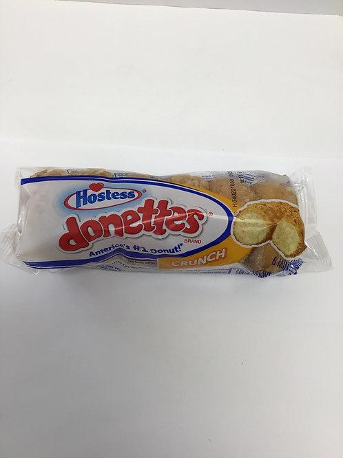 Hostess Donettes