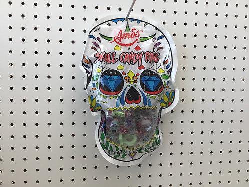 Skull Candy Rings