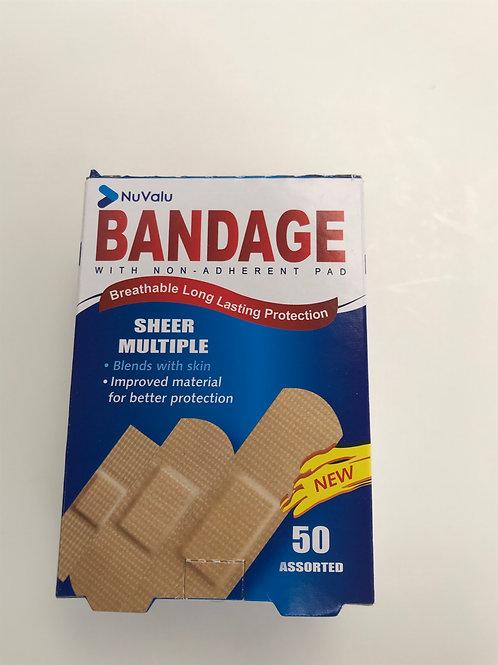 Bandage Sheer Multiple