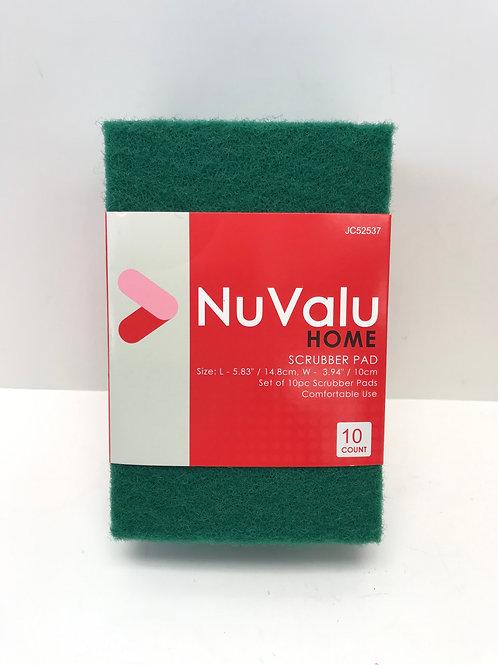 NuValu Scouring Pads 10pk