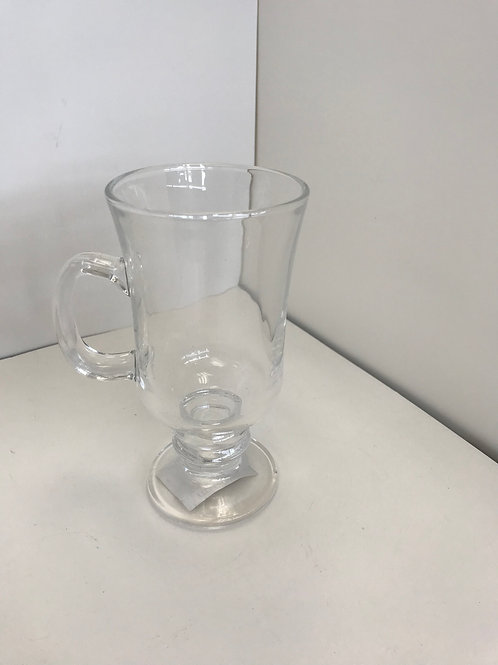 Hot Chocolate Glass Cup