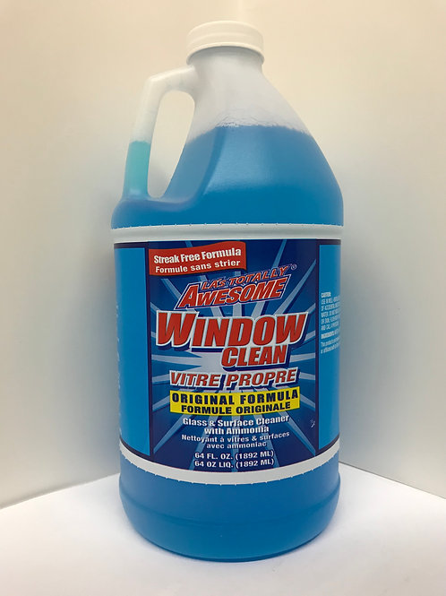 LA Totally Awesome Window Clean Refill 64 FL OZ