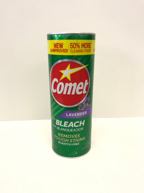 Comet With Bleach Lavender