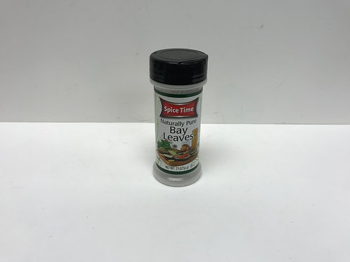 Spice Time Bay Leaves .21 oz