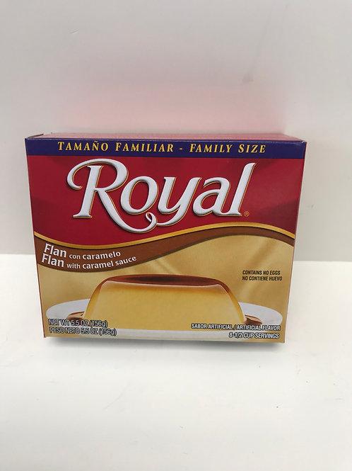 Royal Flan 5.5oz