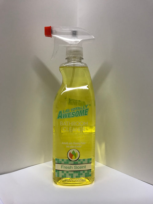 LA Totally Awesome Fresh Scent Bathroom Cleaner 32 FL OZ