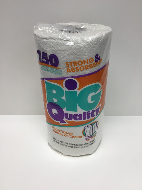 Big Quality Paper Towels