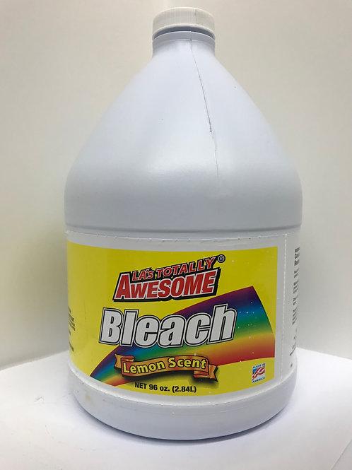 LA Totally Awesome Bleach Lemon Scent 96 OZ