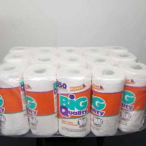 15 Pack of Big Quality Paper Towels