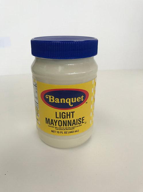 Banquet Light Mayonnaise