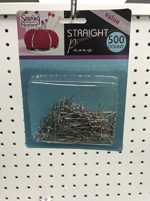 Straight Pins