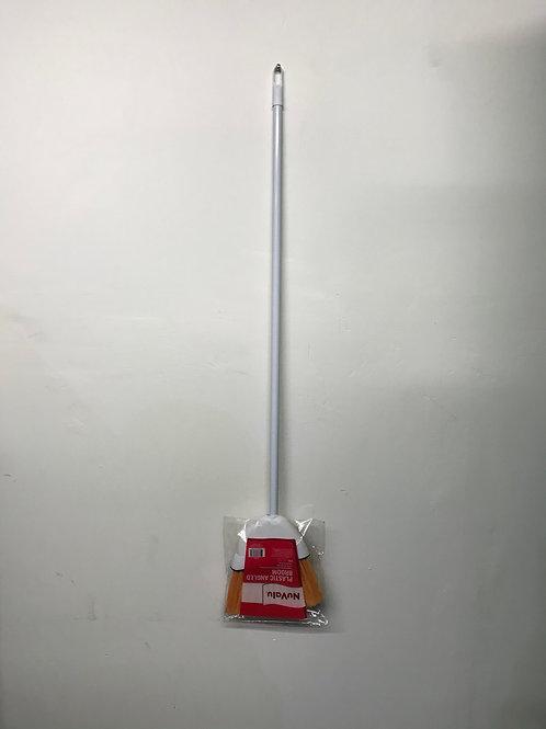 NuValu Plastic Angled Broom
