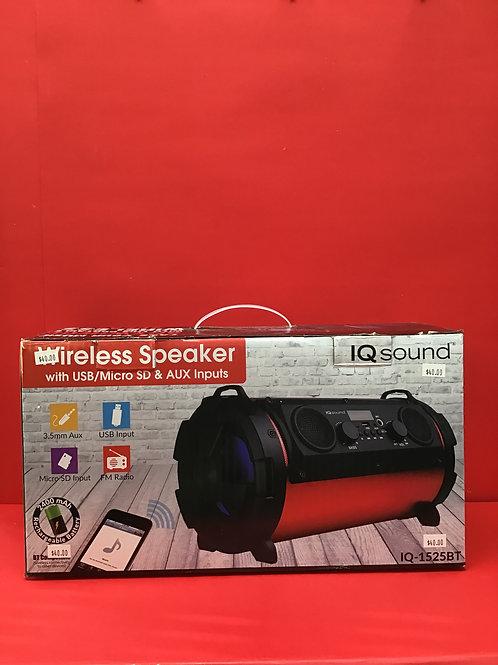 IQ Sound Radio Wireless Speaker