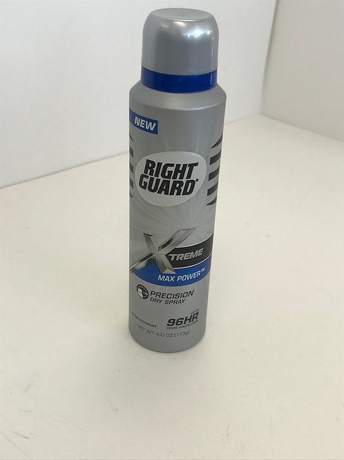 Right Guard Xtreme Max Power 4 OZ