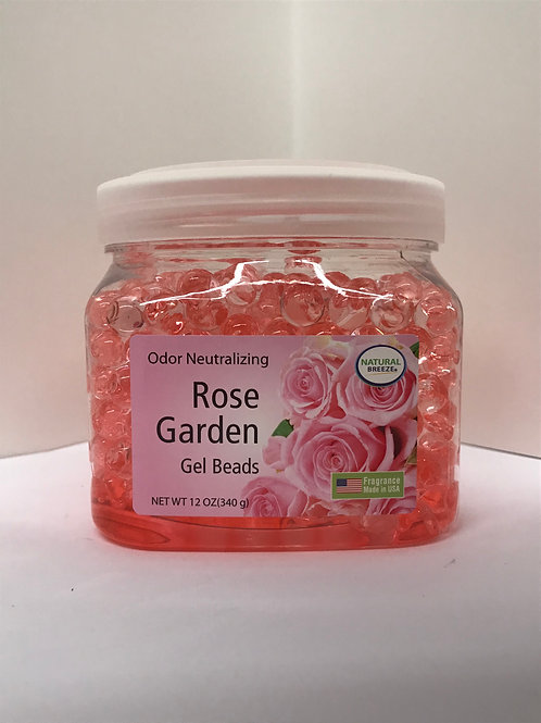 Gel Beads (Rose Garden) 12 OZ