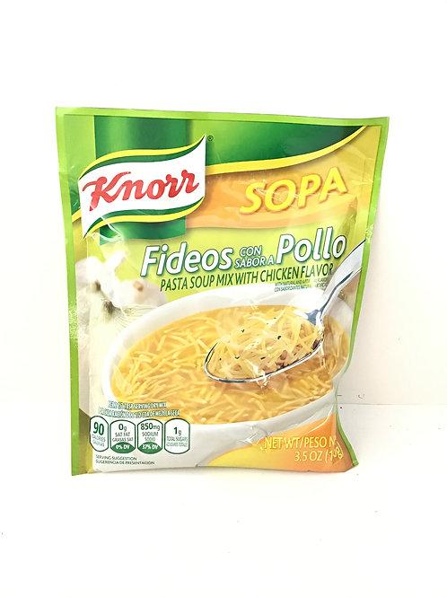 Knorr Fideo Chicken Flavor