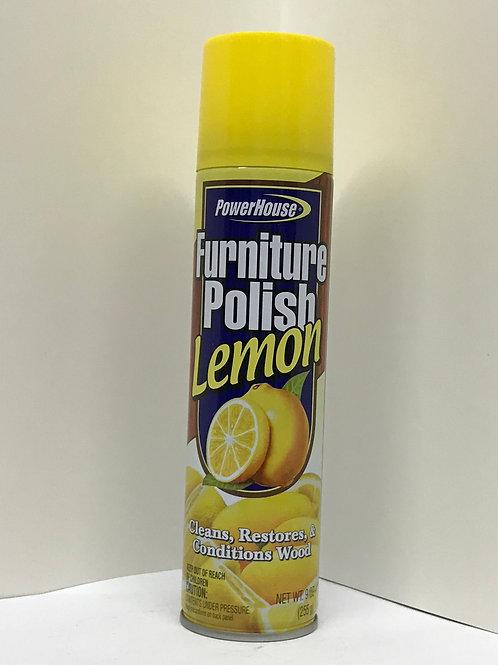Homebright Furniture Polish (Lemon) 10 OZ