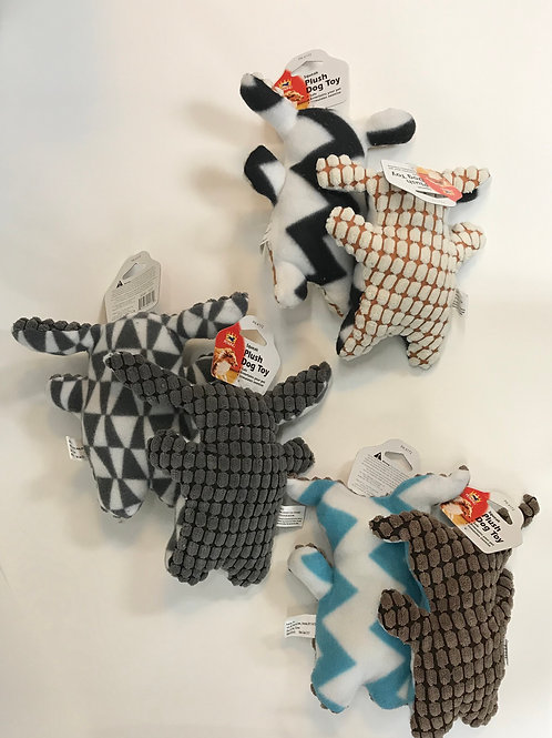 Plush Toy Assorted Colors