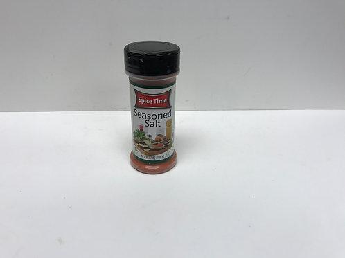 Spice Time Seasoned Salt 7 oz