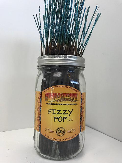 Wild Berry Incense Fizzy Pop