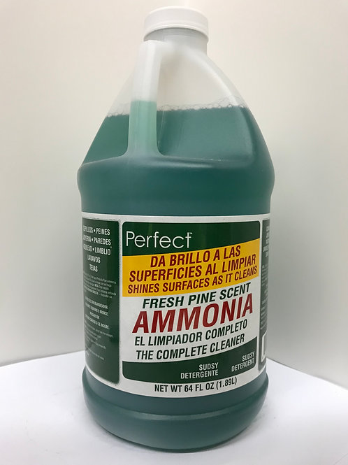 Perfect Pine Fresh Ammonia 64 OZ