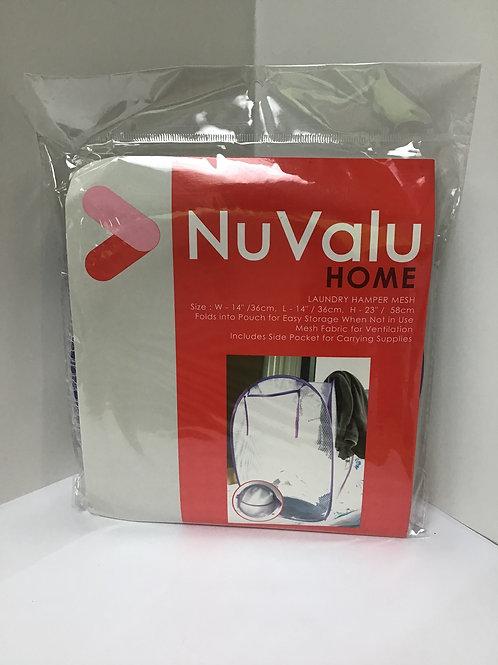 NuValu Home Laundry Hamper Mesa