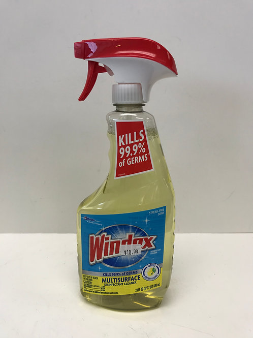 Windex Multisurface Disinfectant Cleaner 23 oz