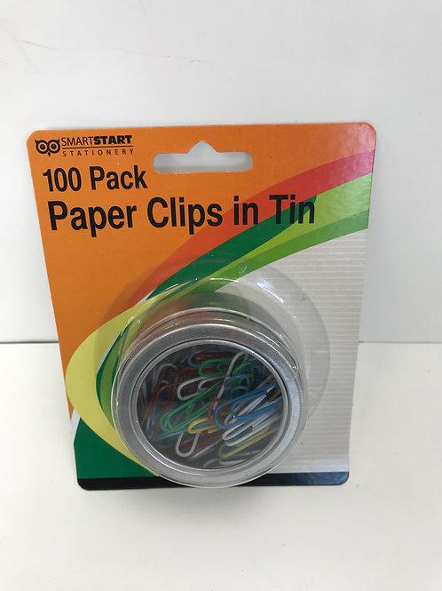 Paper Clips 100pck