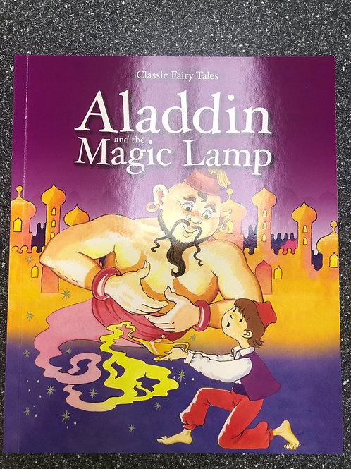 Classic Tales Aladdin & The Magic Lamp